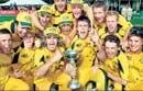Australia beat Pakistan to lift ICC U-19 World Cup