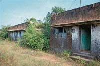 Apathy mars govt quarters in Madikeri