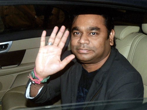 Luckily I'm not yet 50: A.R. Rahman on his birthday