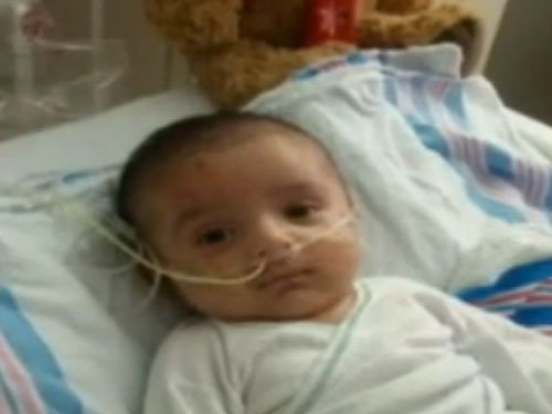2-month-old son of Indian couple placed in foster care in US