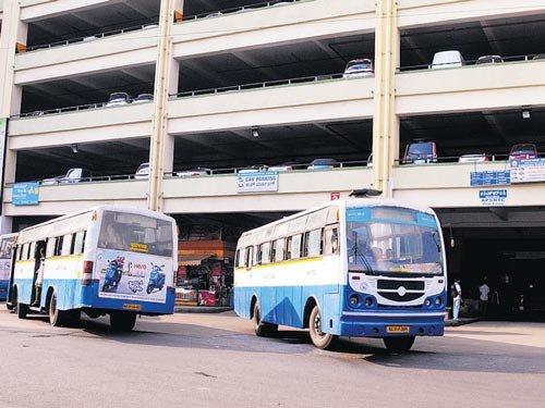 Traffic management centres keep BMTCcash box jingling
