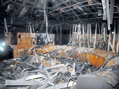 KPCL to dismantle, restore fire-ravaged Sharavathi unit