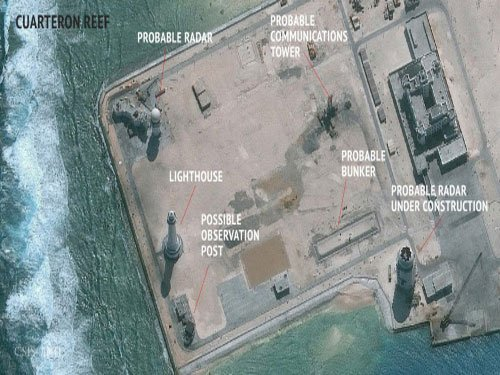 China deploys fighter jets to contested island in South China Sea