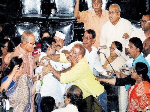Uproar in Kolkata corporation over video