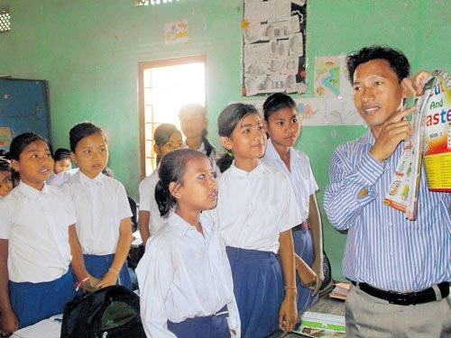Harbinger of change in rural Assam