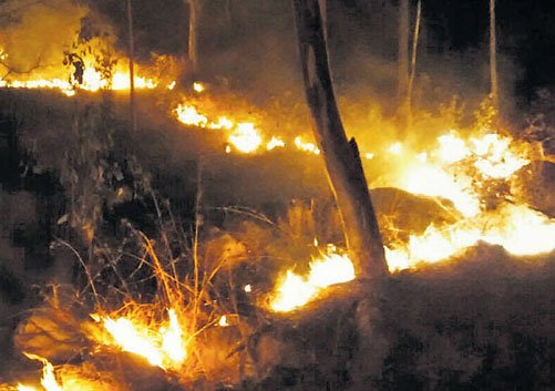 Nandi Hills out of bounds for fire tenders