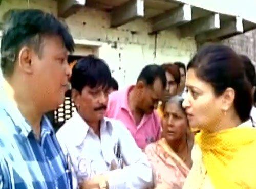 BJP MP injured after falling in drain; flown to Mumbai