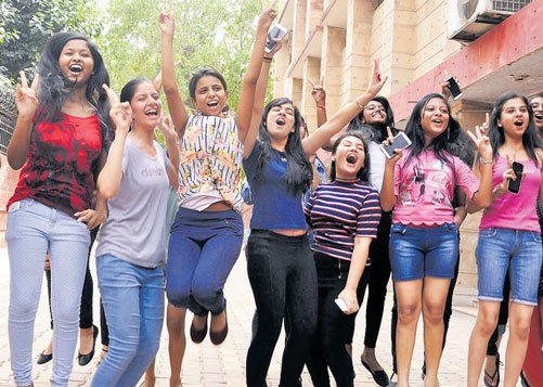 Delhi records lowest pass percentage in CBSE Class X