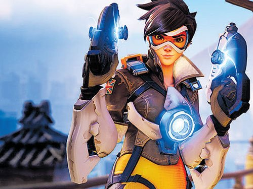 How Blizzard redefined the first-person shooter