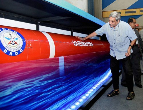 DRDO gets nod to make torpedoes for Indian submarines