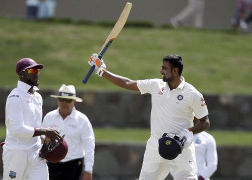 I wanted to bat in the top seven for a long time: Ashwin