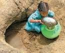 India's ground water table to dry up in 15 years