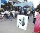 Cycle rally marks 'Go Green Bangalore'