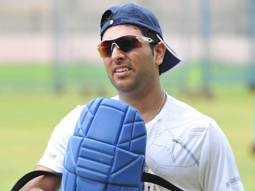 Yuvi in to bolster middle-order, says skipper
