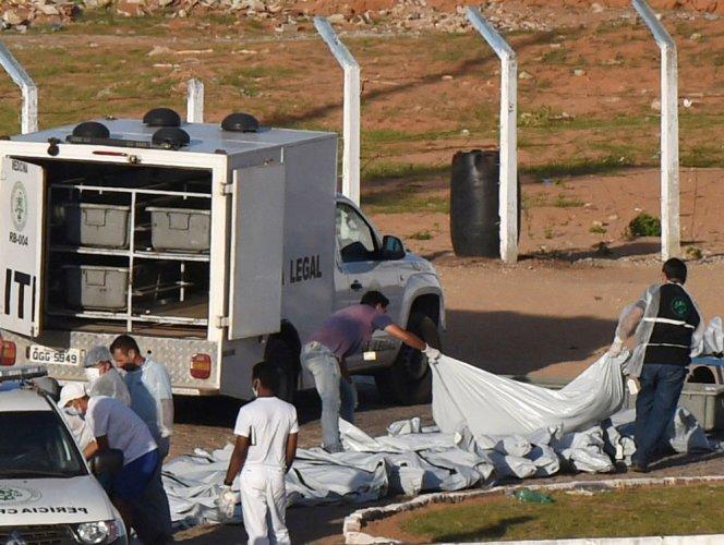 26 killed in latest Brazil jail bloodbath