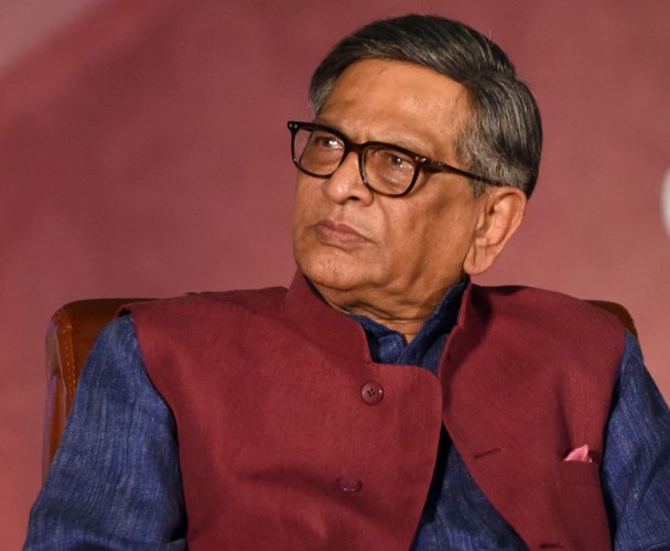 With pain and anguish, I have decided to quit Congress: SM Krishna