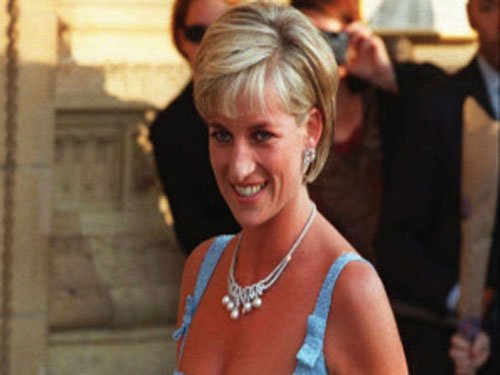 Princess Diana's sons commission statue 20 yrs after her death