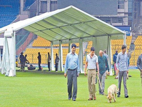 Traffic, parking curbs around Chinnaswamy Stadium for T20 cricket match today