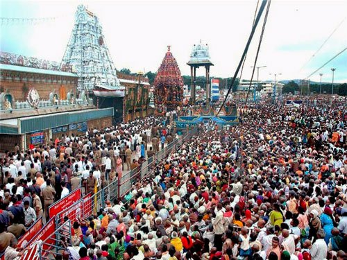 Lord Balaji shrine has over Rs 4 crore in junked notes