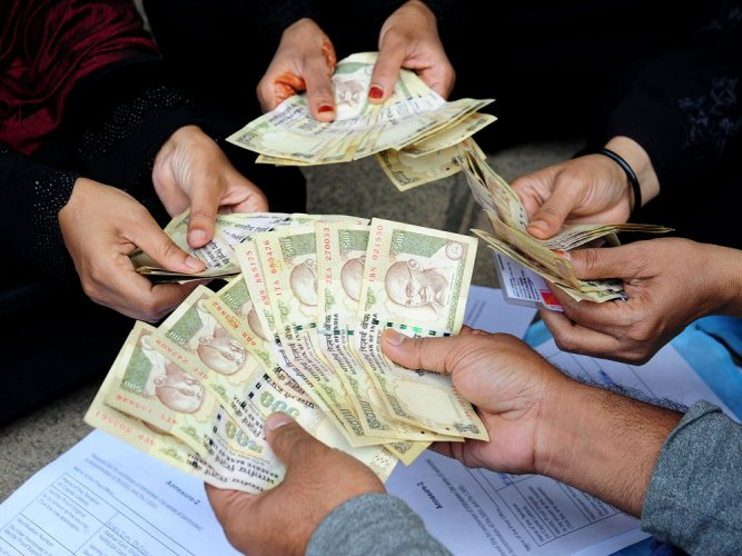 Centre opposes PILs on depositing old notes