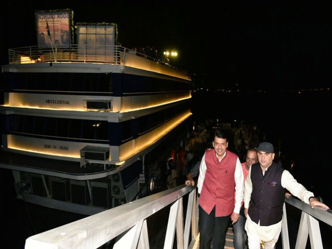 Mumbai gets its first 'Floating Hotel'