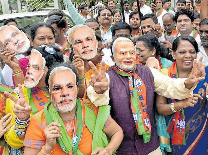 Agile BJP outwits Congress in Manipur, Goa
