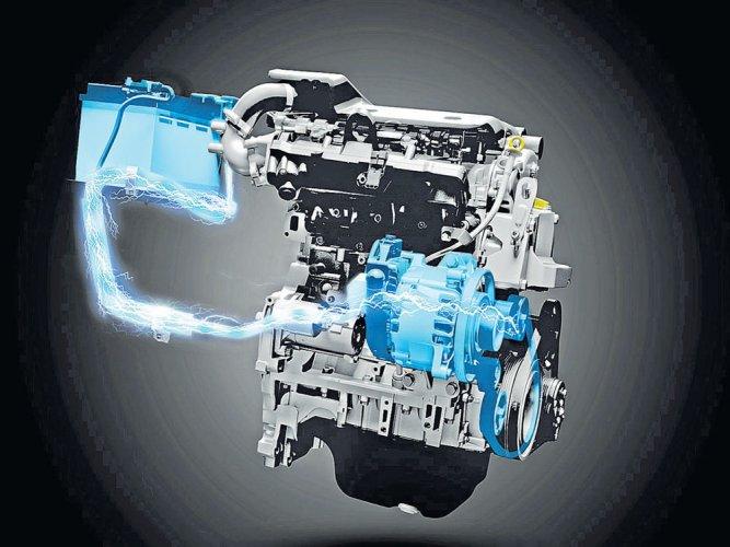 Smart Hybrid Vehicles surpass one lakh units