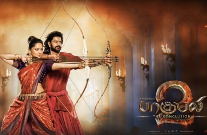 Bahubali 2 trailer gets more than 1.2 cr hits in eight hours