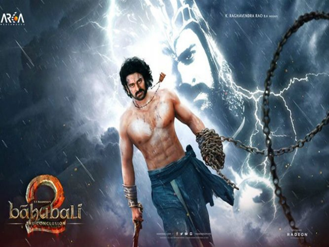 'Bahubali' a big story, couldn't put it in one film: Rajamouli