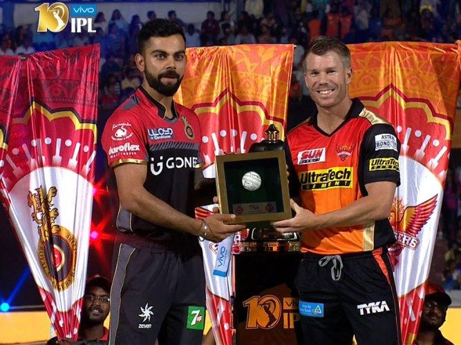 IPL-10 gets going with felicitation of legends