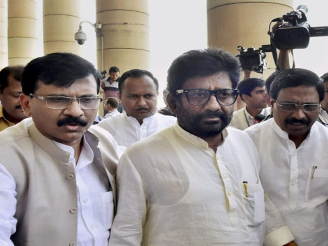 Gaikwad finally voices regret over Air India incident