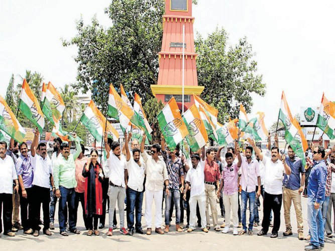 'Cong's victory indicates support for corruption-free governance'