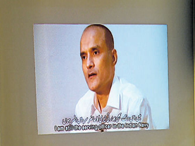 India demands copy of charge-sheet, verdict in Jadhav's case