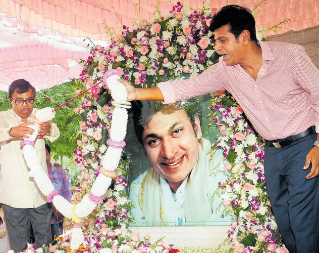 Myriad events mark thespian Rajkumar's 89th birth anniversary across city