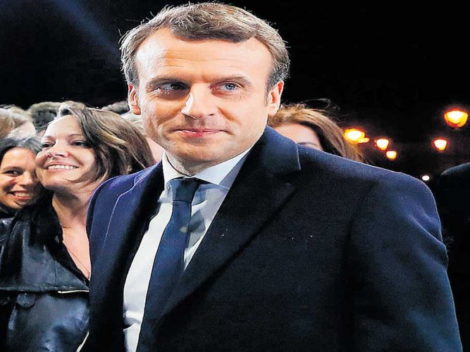Macron hopes to put France back in picture