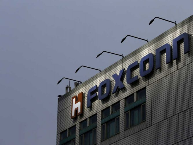 Foxconn keen to set up plant in Bengaluru