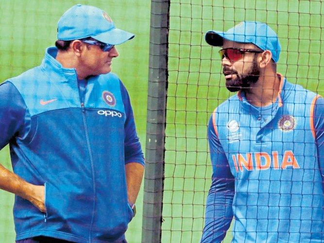 Confident India ready to topple Sri Lanka