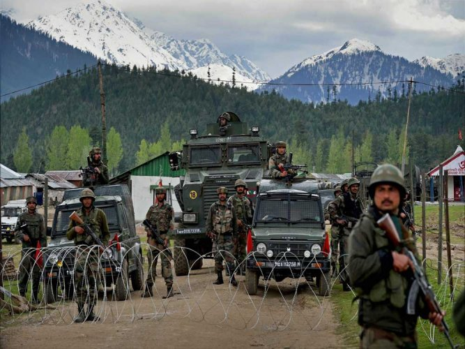 Seven militants killed as four Pak aided infiltration bids foiled in 48 hrs: Arm