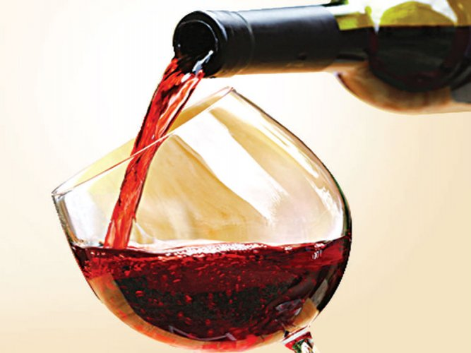 Wine lables may influence how much you like the drink