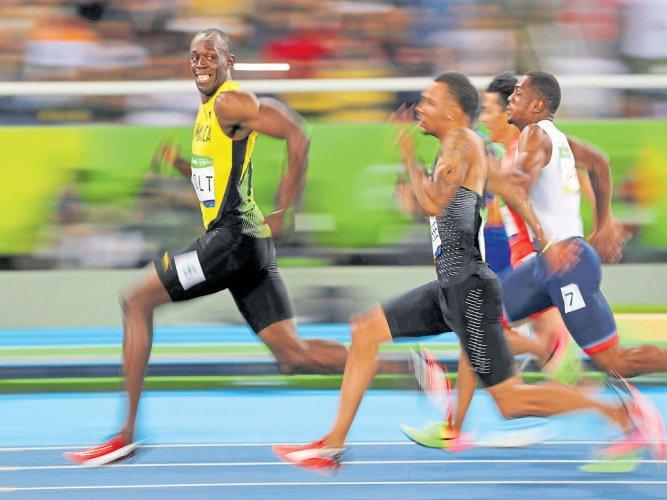 No regrets for retiring Bolt