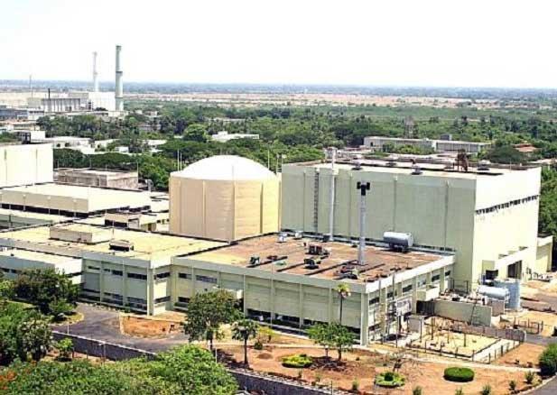 Kalpakkam radiation level is under permissible limit claims DAE