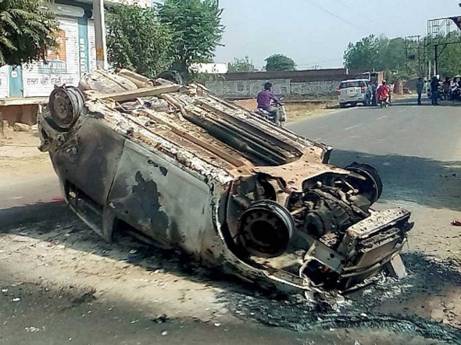 Saharanpur tense again after another death