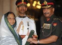 Two Army Majors honoured with Kirti Chakra