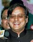 Tharoor may marry Kashmiri beautician