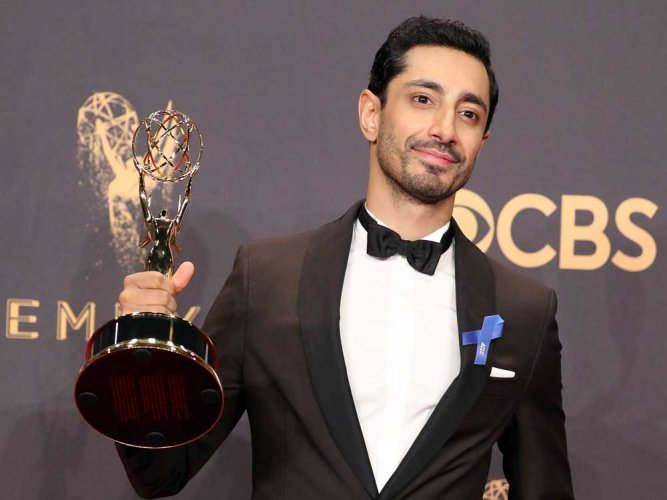 Riz Ahmed becomes first Muslim, Asian actor to win an Emmy | Deccan Herald
