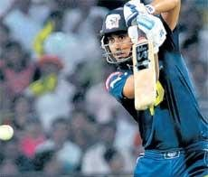 DC shock for Royal Challengers