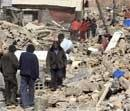 China quake toll mounts to 617