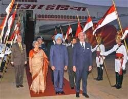 Prime Minister in Brazil to attend BRIC, IBSA Summits