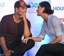 Akshay Kumar is my role model: Lara Dutta