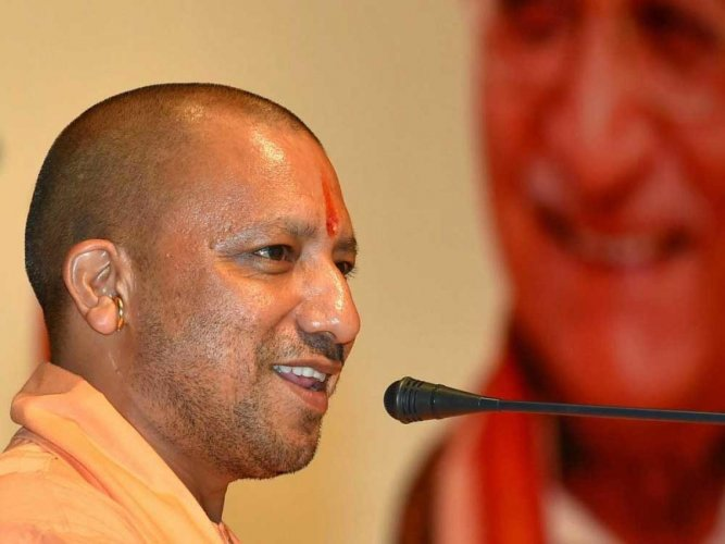 Congress turned Himachal into land of criminals: Adityanath